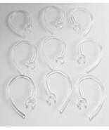 9xSC Earhook Bluetooth Jawbone Icon ear hook clip loop Plantronics MX100... - $8.20