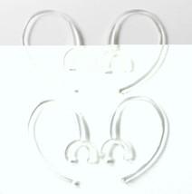 4 CL Ear hook loop Bluetooth Samsung WEP 310 350 400 410 450 470 475 500... - $5.86
