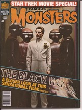 Famous Monsters Of Filmland #162 The Black Hole Star Trek Movie Barbara ... - $14.95