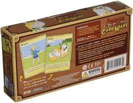 Adventure Time Card Wars Fionna vs Cake Card Game Children & Family Fun - $25.98