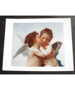 Angel Art Prints Graphique de France Cherubs 1994 Set of 6 Different - $12.34