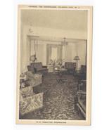 Atlantic City NJ Eastbourne Hotel Lounge HS Hamilton Prop 1939 Kropp Pos... - $9.45