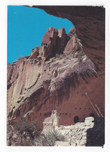 Bandolier National Monument NM Frijoles Canyon Cave Kiva Cliff Dwelling ... - $6.36
