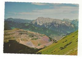 Austria Styria Eisenerz mit Erzverg Alps Vtg Postcards 4X6 - $6.36