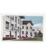 Los Angeles CA Manual Arts High School Vintage Kashower Postcard - $4.99