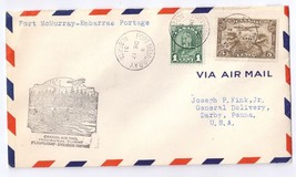 Canada 1931 FFC Fort McMurray to Embarras Portage Airmail First Flight C... - $4.99