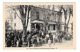 Canada Williamsburg Dr Locke's Residence Wheelc... - $9.45
