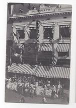 Colorado Denver Post Building 1913 Knights Templar 32nd Conclave Postcard - $14.20