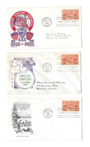 FDC Oregon Territory 3 First Day Covers Sc 964 Staehle McCawley Artmaste... - $7.59