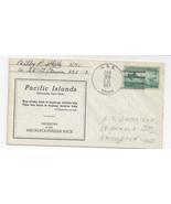 Naval Cover USS Titania AKA-13 1951 Pacific Islands Cachet - $4.99