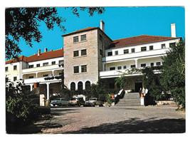 Portugal Beira Alta Hotel Urgeirica Vtg Postcard 4X6 - $6.36