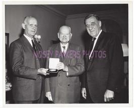 President Herbert Hoover Wallace Sterling Morris Doyle Stanford Univ 196... - $16.15