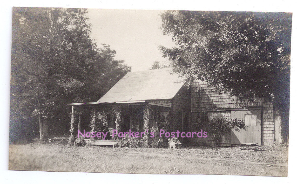 RPPC Cottage Cabin Women Doghouse Rural New England NH  MA ME