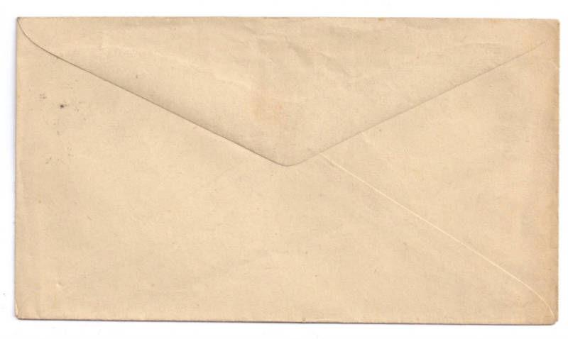 Washington DC Advertising Cover Attorney Harvey Spalding Act Notable Corner Card