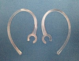 2 Large Clear Good Quality Earhooks for Motorola H12 H15 H270 H780 H620 ... - $2.21