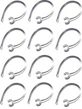 12 Pack Lw EAR Hook By Gadgetbrat for Samsung Hm3300 Hm 3300 Replacement... - $4.75