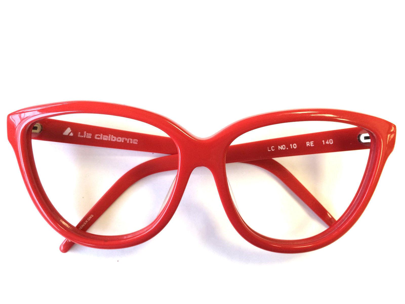 Liz Claiborne Eyeglasses Vintage LC No.10 Eyeglass Frame ...