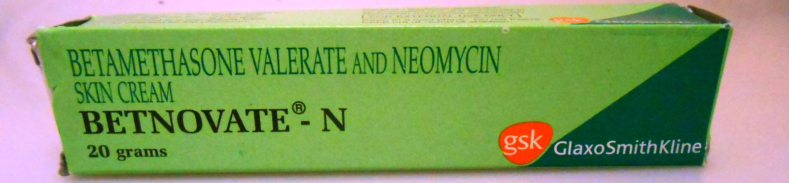 Betnovate - N 20grams Betamethasone Valerate & Neomycin