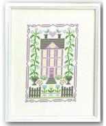 Butterfly House cross stitch chart Tiny Modernist Inc - $8.10