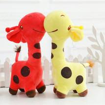 Durable Pet Chew Toys Plush Cartoon Deer Stuffed Play Toys For Small Dog Puppy - $7.89