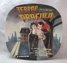 """Mulberry Home """"The Terror of Dracula"""" Monster Movie plate - $19.99"""