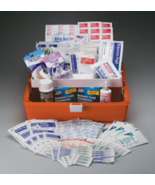 260 Piece First Aid Response Kit Professional Grade Plastic Case 1 each. - $165.97