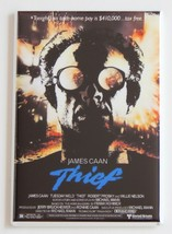 Thief FRIDGE MAGNET movie poster michael mann j... - $4.95