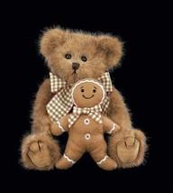 "Bearington Bears ""Ginger & Cookie"" 10"" Collector Bear-  #173167- NWT-  2011 - $29.99"