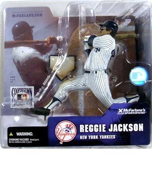 Primary image for McFarlane Sportspicks: MLB Cooperstown Series 1 > Reggie Jackson Action Figur