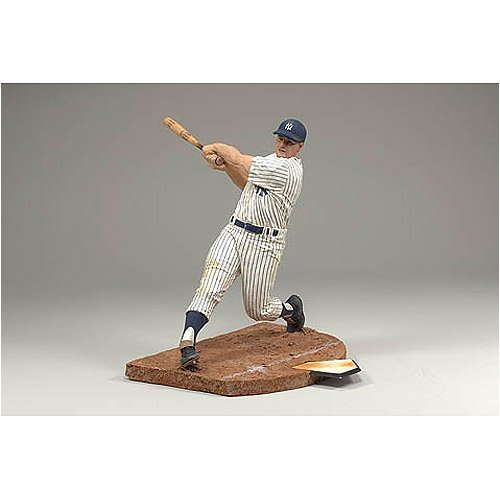 McFarlane New York Yankees Roger Maris Cooperstown Series 4 Action Figure
