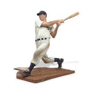 McFarlane: MLB Cooperstown Series 4 - Joe DiMaggio New York Yankees White wit...