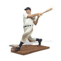 McFarlane: MLB Cooperstown Series 4 - Joe DiMaggio New York Yankees Whit... - $37.57