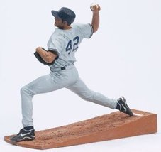 Mcfarlanes Sport Picks MLB Players Choice Series 9 Yankees 42 Pitcher Ma... - $29.65