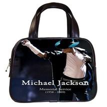 New MJ Michael Jackson Rare Classic Handbags Gift (2 side) - $33.00