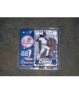 Robinson Cano #22 New York Yankees Pinstripes Six Inch Action Figure McF... - $18.76
