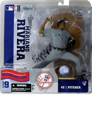 Primary image for McFarlane Sportspicks: MLB Series 9 > Mariano Rivera Action Figure