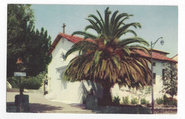 CA Mission San Rafael Vintage Faye & Smith Postcard - $7.56