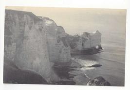 France Etretat Porte d'Amont et le Banc a Cuves Vtg ca 1910 Lucien Levy ... - $4.99
