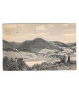 Trout Run PA Dividing of the Trails Susquehanna Vtg Postcard - $4.84