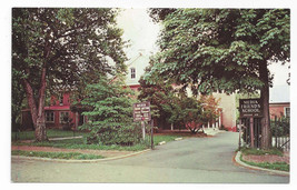 Media PA Friends Meeting Quaker School 1975 125th Anniv Vintage Postcard - $8.72