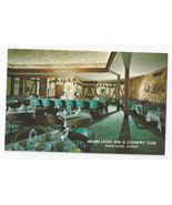 FL Miami Lakes Inn Country Club Devils Elbow Room Dining Vtg Florida Pos... - $8.72