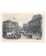 UK England London Piccadilly Circus Vtg J Beagles No. 9 Postcard c 1910 - $8.72