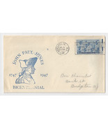 Navy John Paul Jones Bicentennial 1947 Annapoli... - €4,95 EUR