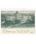Washington DC Library of Congress Vtg 1905 UDB Postcard Philadelphia Fla... - $5.99