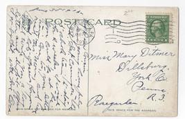 Harrisburg PA River Front Park Scene Vintage 1915 Postcard - $5.52