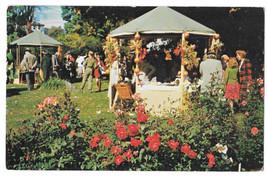 MA Stockbridge Berkshire Garden Club Harvest Festival Vtg Postcard 1961 - $7.99