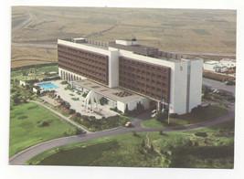 Tunis Hilton Hotel Africa Tunisia Vtg Chrome Postcard Continental 4X6 - $9.65