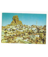 Turkey Ortahisar Village Giant Fairy Chimney Rock Formation Vtg Postcard... - $6.69