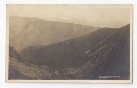 RPPC Tuckermans Ravine Mt. Washington NH Real Photo ca 1910 Postcard - $5.52