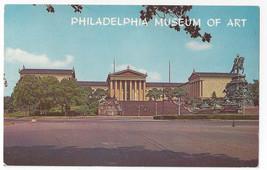 Philadelphia PA Art Museum 1976 Vintage Postcard - $5.52